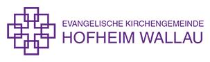 Evangelische Kirchengemeinde in Wallau Logo