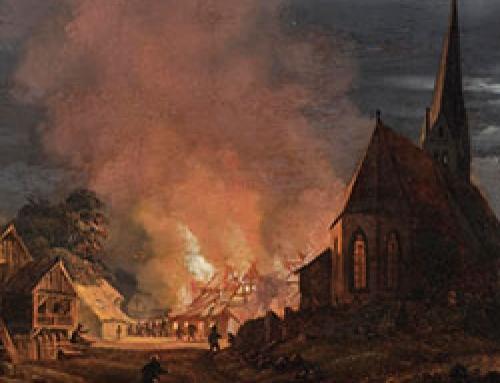 Der große Brand in Wallau