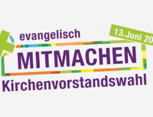 Kirchenvorstandswahl 2021 am 13. Juni 2021